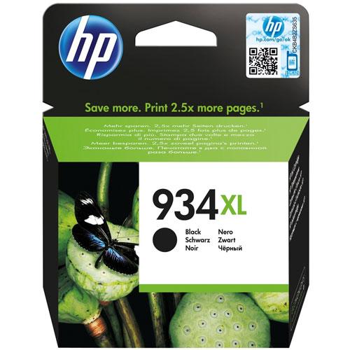 Cartuchos HP Inkjet 934XL Negro + 935XL Colores