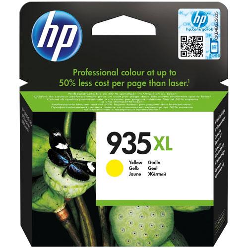 Cartuchos HP Inkjet 934XL Negro + 935XL Colores detalle 1