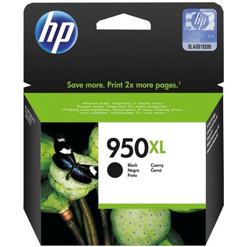 Cartuchos HP Inkjet 950XL Negro + 951XL Colores