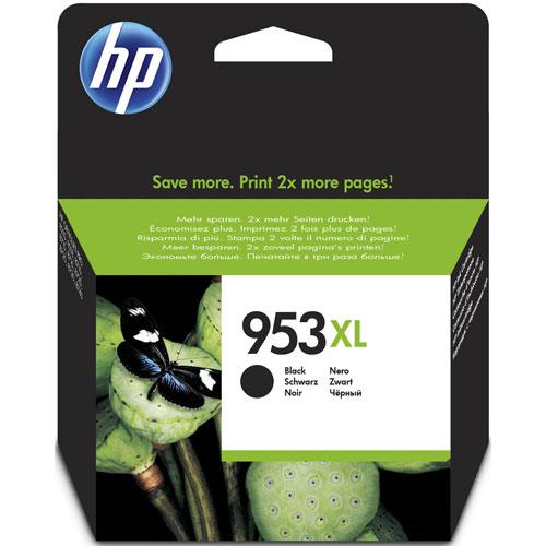 Cartuchos HP Inkjet 953XL Negro + Colores