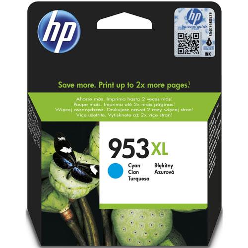 Cartuchos HP Inkjet 953XL Negro + Colores detalle 1