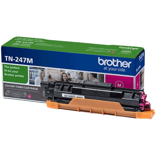 Tóners BROTHER TN-247 Negro + Colores