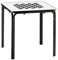 Mesa play ajedrez/damas