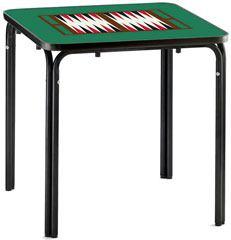 Mesa play backgammon