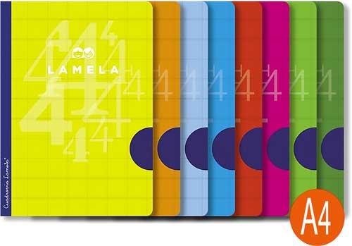 Libretas grapas A4 50 hojas