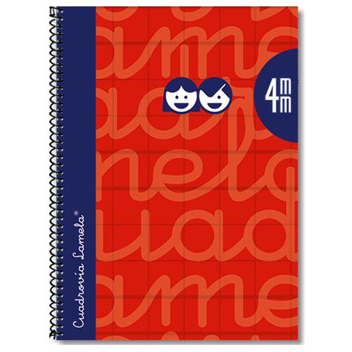 Cuaderno tapa extradura 4º 80 hojas 4 mm detalle 3