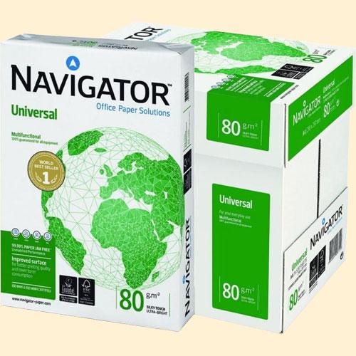 Papel A4 Navigator 80 gr