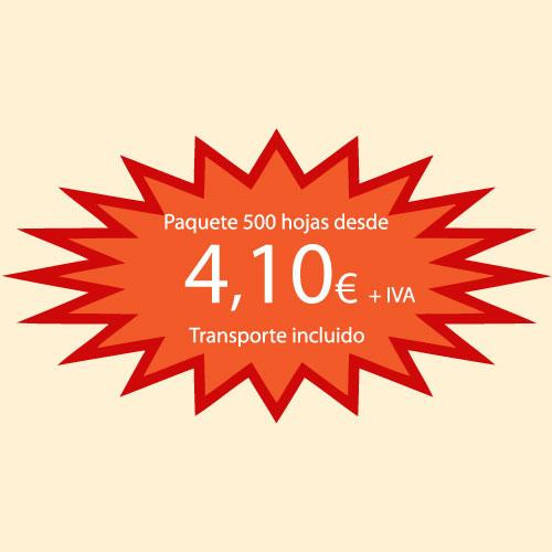 PAPEL A4 navigator 100 GR PRECIO