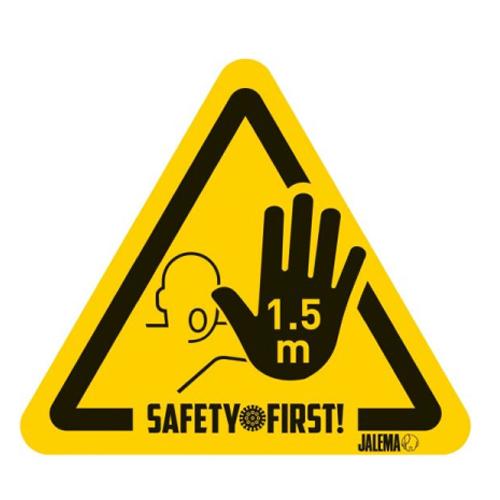 Etiqueta alerta 15 x 17 cm