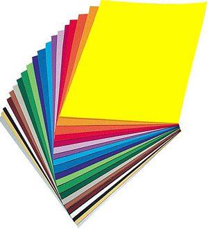 Papel a4 color 100 hojas