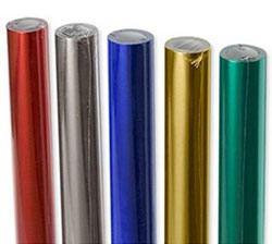 Papel aluminio en rollo  de 25 hojas 65x50 cm
