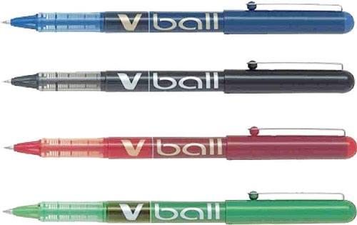 Rotuladores Pilot V-Ball 05