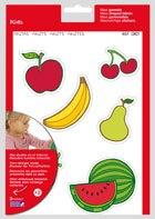 Gomets Maxi frutas