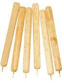 Punzón madera punta metal