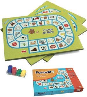 Fonodil, juego de los fonemas