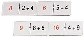 Doble dominó sumas / restas