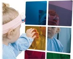 Espejos colores