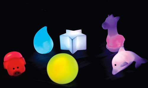 Luminosos led 6 figuras
