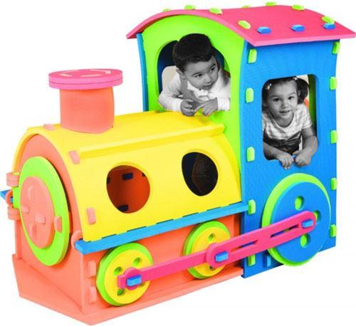 Locomotora en EVA