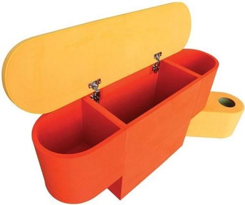 Módulo para piscinas modulares soft