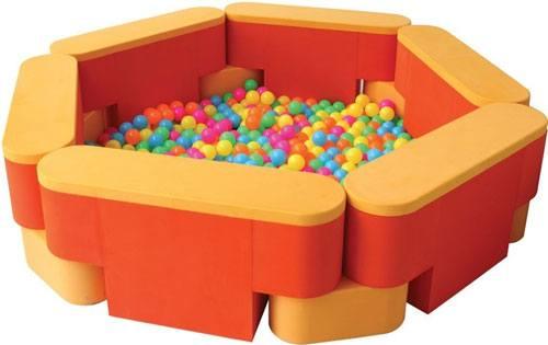Piscina modular soft cajones