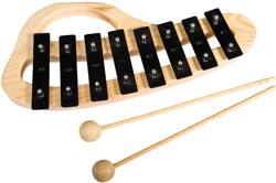 Carrillón curvo 8 notas diatónico