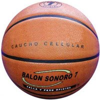 Pelota sonora Basket