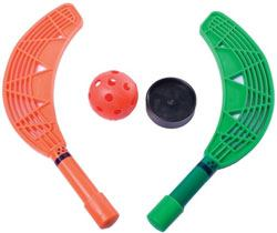 Set mini-hockey