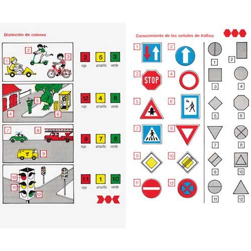 Conocimientos de circulación detalle