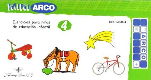 MiniARCO Educación Infantil 4