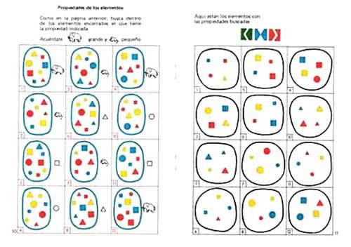 MiniARCO Figuras y formas 3 detalle