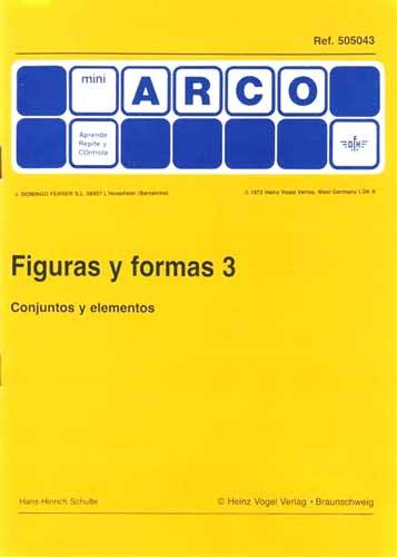 MiniARCO Figuras y formas 3