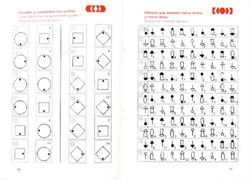 MiniARCO Ejercicios de concentración 1 detalle