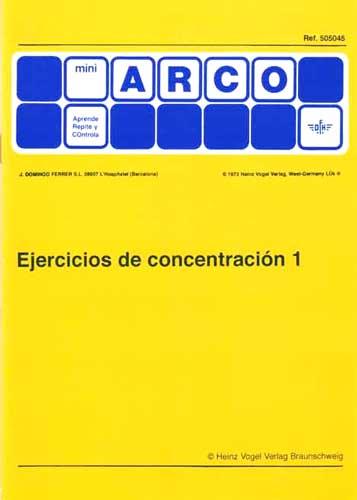 MiniARCO Ejercicios de concentración 1