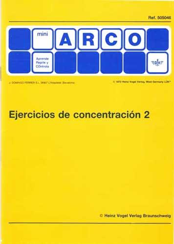 MiniARCO Ejercicios de concentración 2