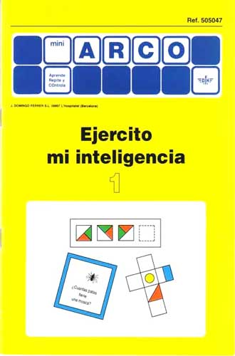 MiniARCO Ejercito mi inteligencia 1