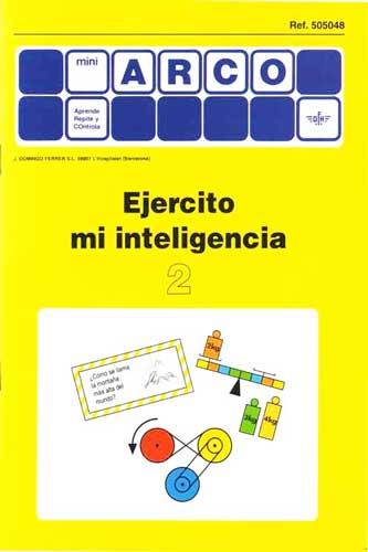 MiniARCO Ejercito mi inteligencia 2