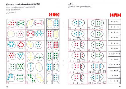 MiniARCO Matemáticas 1 detalle