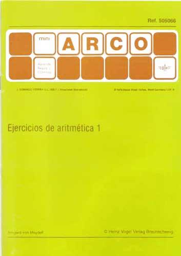 MiniARCO Ejercicios de aritmética 1