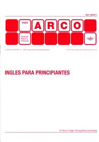 MiniARCO Inglés para principiantes