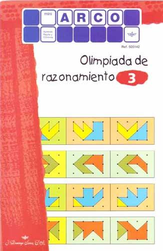 MiniARCO Olimpiada razonamiento 3