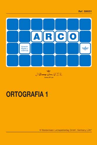 ARCO Ortografía 1