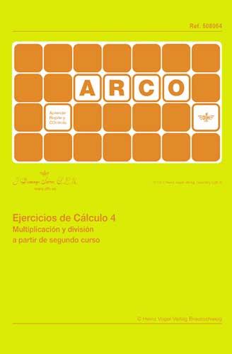 ARCO Ejercicios de cálculo 4