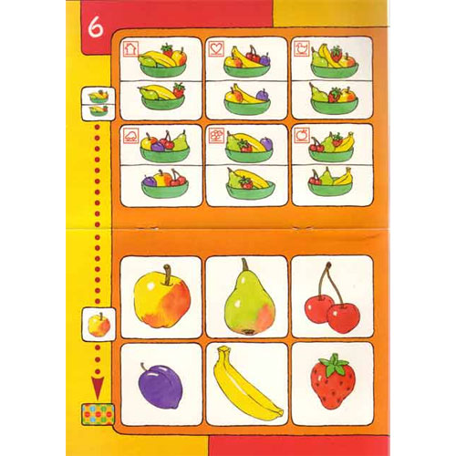BAMBINO Rompecabezas para niños 2 detalle 1
