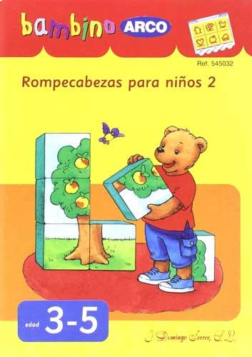 BAMBINO Rompecabezas para niños 2