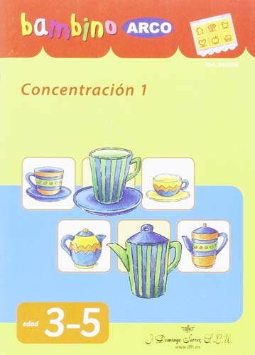 BAMBINO Concentración 1