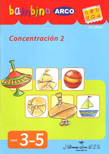 BAMBINO Concentración 2