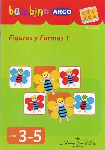 BAMBINO Figuras y formas 1