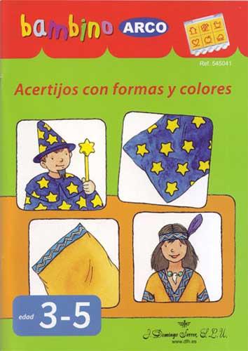 BAMBINO Acertijos con formas y colores