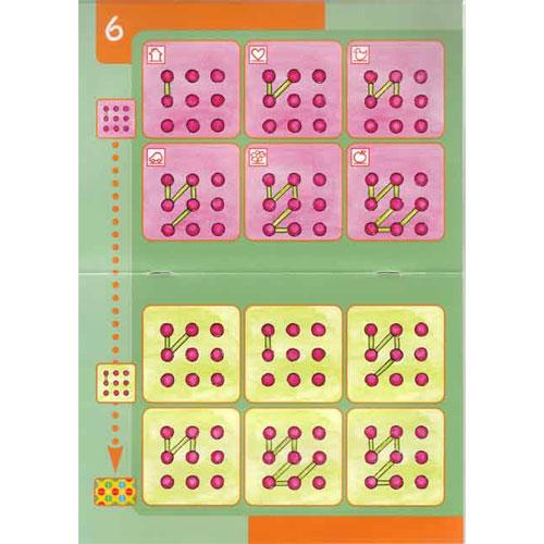 BAMBINO Colores y formas detalle 1